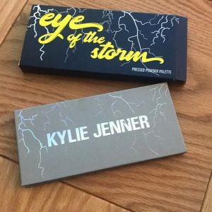 Kylie Jenner's Eye of the Storm Palette